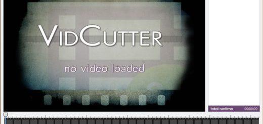 VidCutter: mejor software gratuito para dividir y unir vídeos