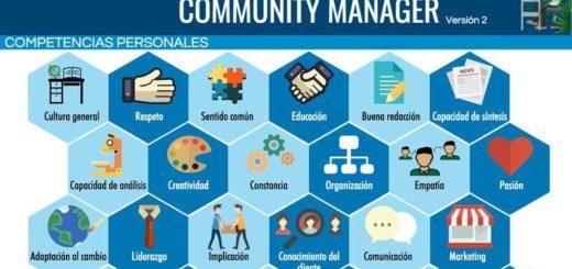 Competencias del Community Manager que no son pocas