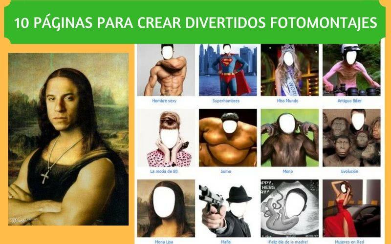fotomontage gratis online