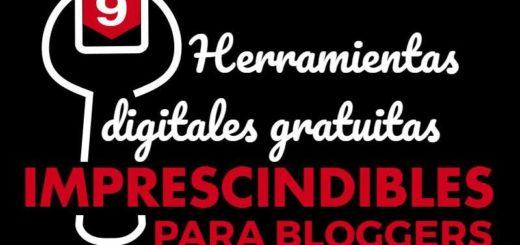 9 aplicaciones web para bloggers que resultan esenciales