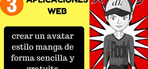 Crear avatar estilo manga con estas 3 aplicaciones web gratuitas