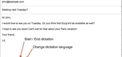 Email Dictation: dicta tus correos de Gmail en el navegador Chrome