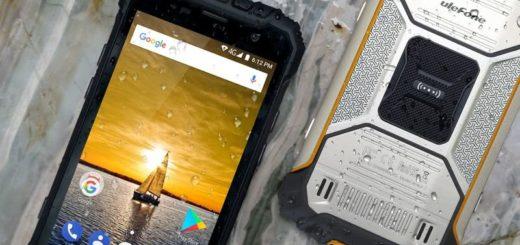 UleFone Armor 2: nuevo teléfono rugerizado con características de gama alta
