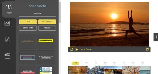 Typito: nueva aplicación web gratuita para crear impresionantes vídeos