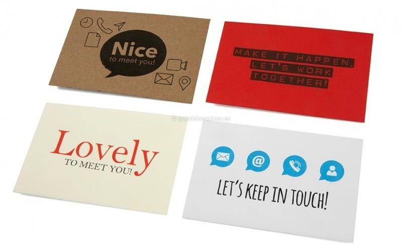 Imagen corporativa en sobres y paquetería de los envíos de tu empresa