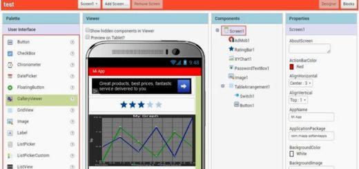 Herramienta para crear apps Android fácilmente Appy Builder, ya es totalmente gratuita