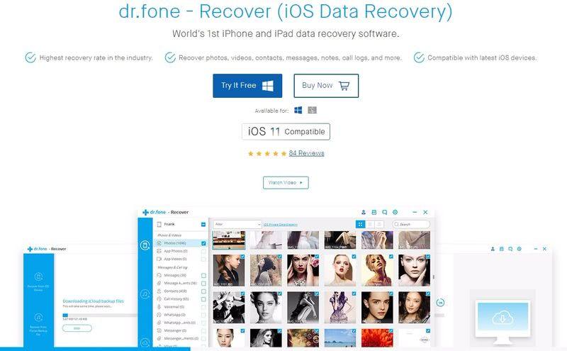 Recuperar archivos iphone sin copia de seguridad