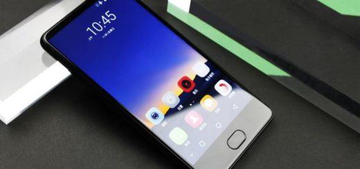 Smartphone UHANS MX con pantalla completa y buen precio