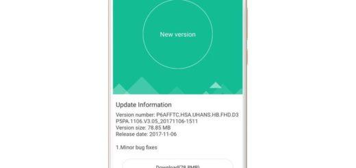 Smartphone UHANS Max 2, primera actualización de OTA con grandes mejoras