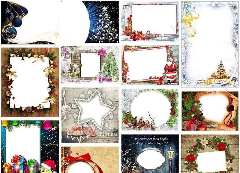 Decorar Fotos De Navidad Gratis Y Online Con Estas 3