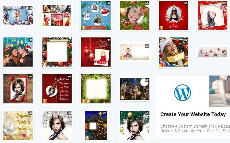 Decorar fotos de navidad gratis y online con estas 3 - Aplicaciones para decorar fotos gratis ...