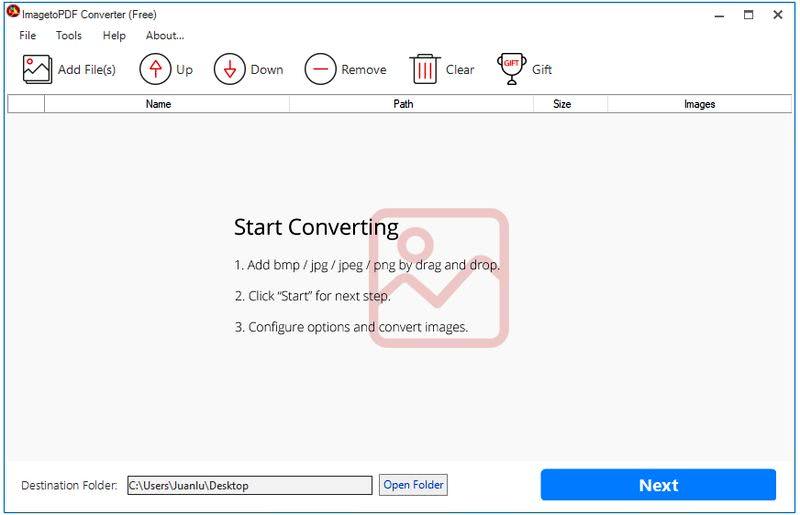 ImagetoPDF Converter: mejor convertidor de imágenes a PDF gratuito