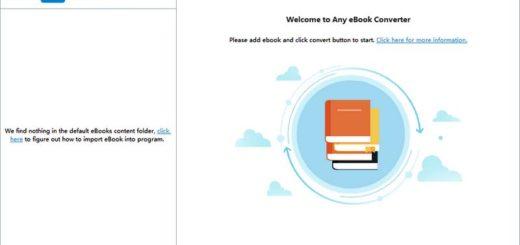 Any eBook Converter: mejor convertidor de eBooks para Windows