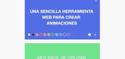 Crear textos animados en formato GIF para tus Redes Sociales