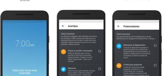 Mejor despertador para Android que conseguirá despertarte