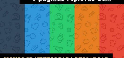 5 páginas con millones de iconos gratis para descargar