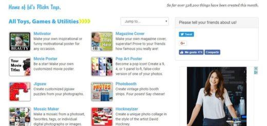 BigHugeLabs: 23 aplicaciones para hacer creatividades con tus imágenes