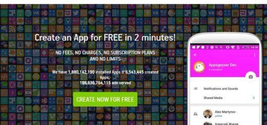 Cómo crear apps y juegos Android sin programar y gratis
