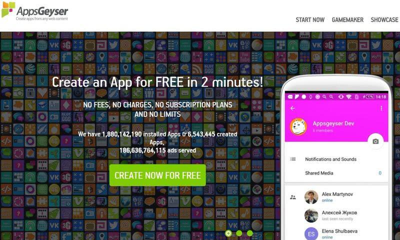 Como Crear Apps Y Juegos Android Sin Programar Y Gratis