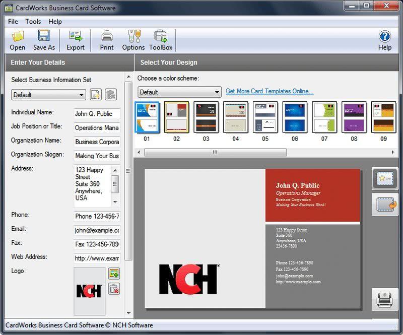 c60b03d1e784e Cómo crear tarjetas de presentación gratis y de forma sencilla