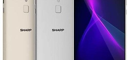 Teléfono SHARP Z2