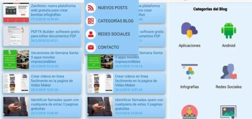 WebApp móvil de SoftandApps