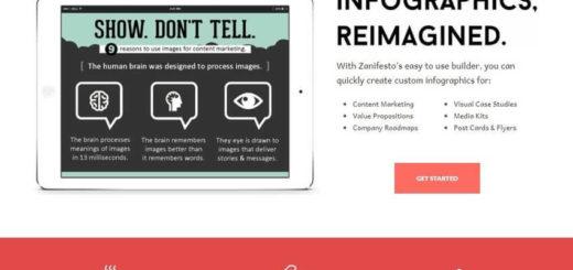 Zanifesto - creador de infografías