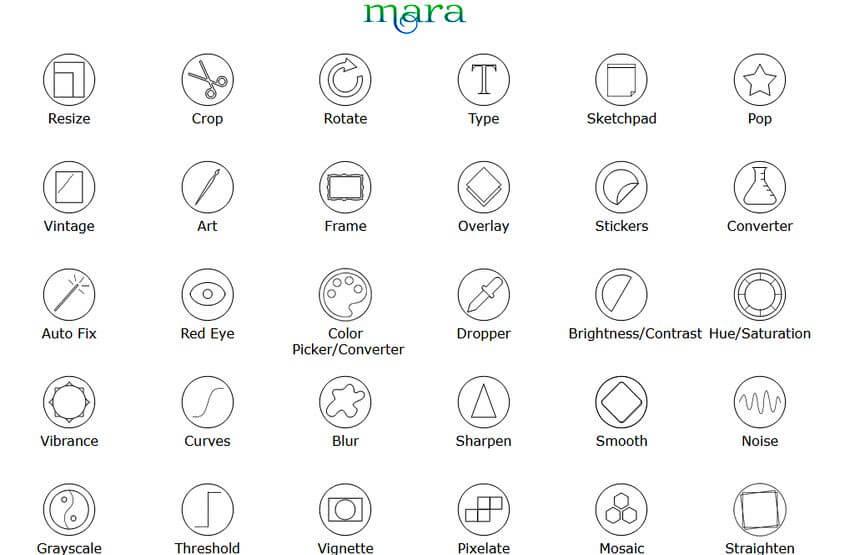 50 aplicaciones web para editar fotos completamente gratuitas