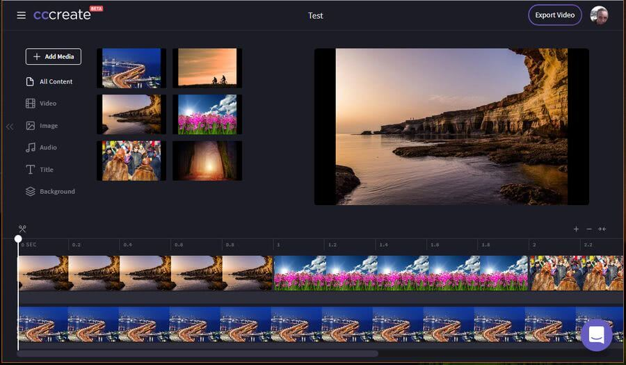 Clipchamp Create: nueva herramienta web para editar y crear vídeos