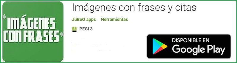 Crear imágenes con texto en Android con esta app gratuita