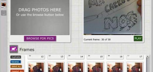 JellyCam - crear vídeos Stop Motion