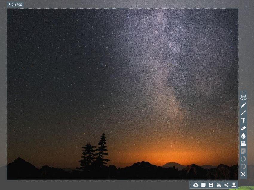NexShot: software gratuito para grabación y captura de pantalla