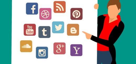 Generar iconos sociales