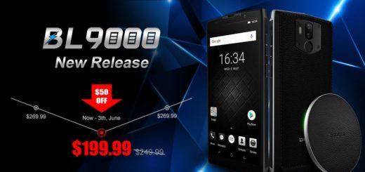 Smartphone DOOGEE BL9000
