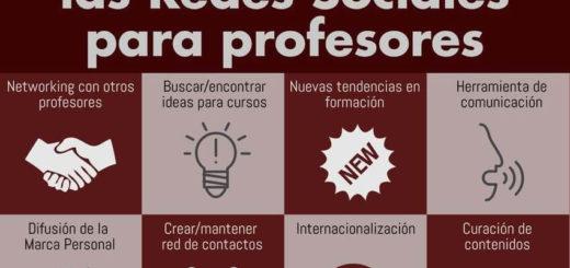 Usos para docentes de las Redes Sociales