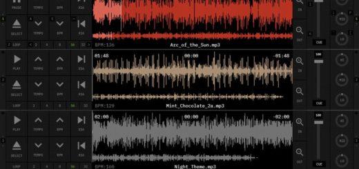 Aplicación para DJ online - PlayDeck