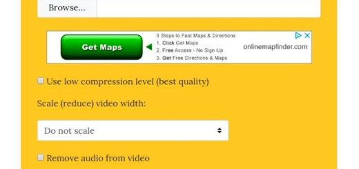 Comprimir vídeos online con VideoSmaller