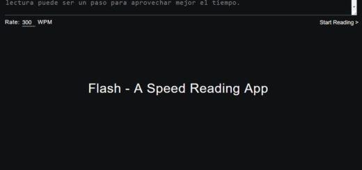 Entrenar la velocidad de lectura online