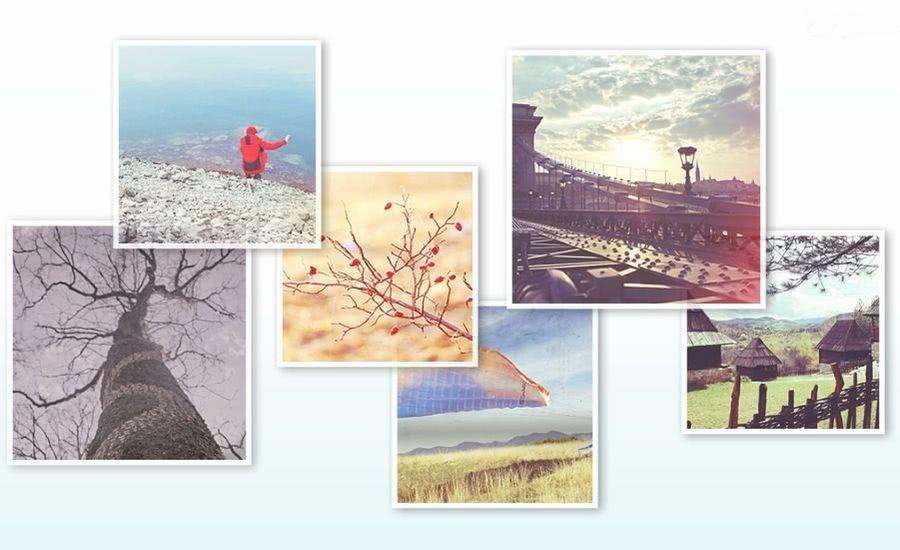 Fotos retocadas con Vintager Vintager: software gratuito para aplicar efectos retro o vintage a tus fotos