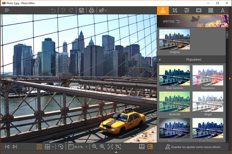 Fotophire Toolkit photo editor Fotophire Toolkit: espectacular editor para hacer magia con tus fotos