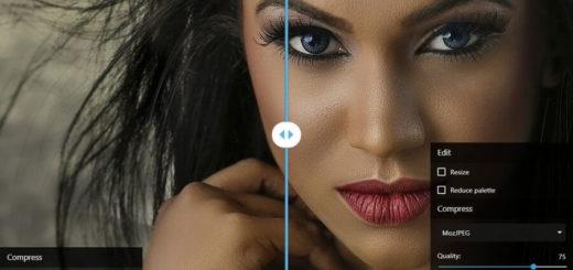 Compresor de imágenes en línea