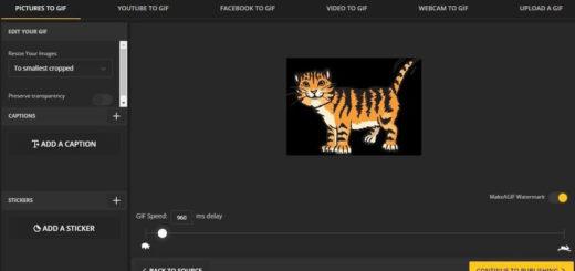 Mejor web para crear GIFs