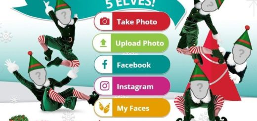 Crear vídeos navideños divertidos
