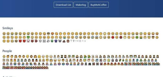 Emoji Shelf