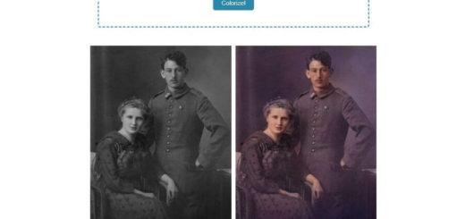 Colorear fotografías antiguas