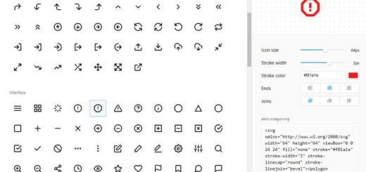 Crear iconos SVG
