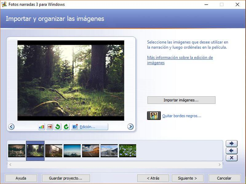 Microsoft Photo Story: software gratuito para crear vídeos y presentaciones