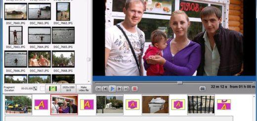 Crear vídeos con mis fotos