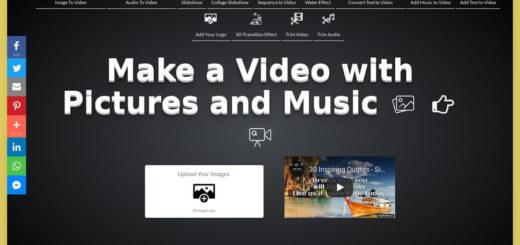 Crear y editar vídeos y audios online
