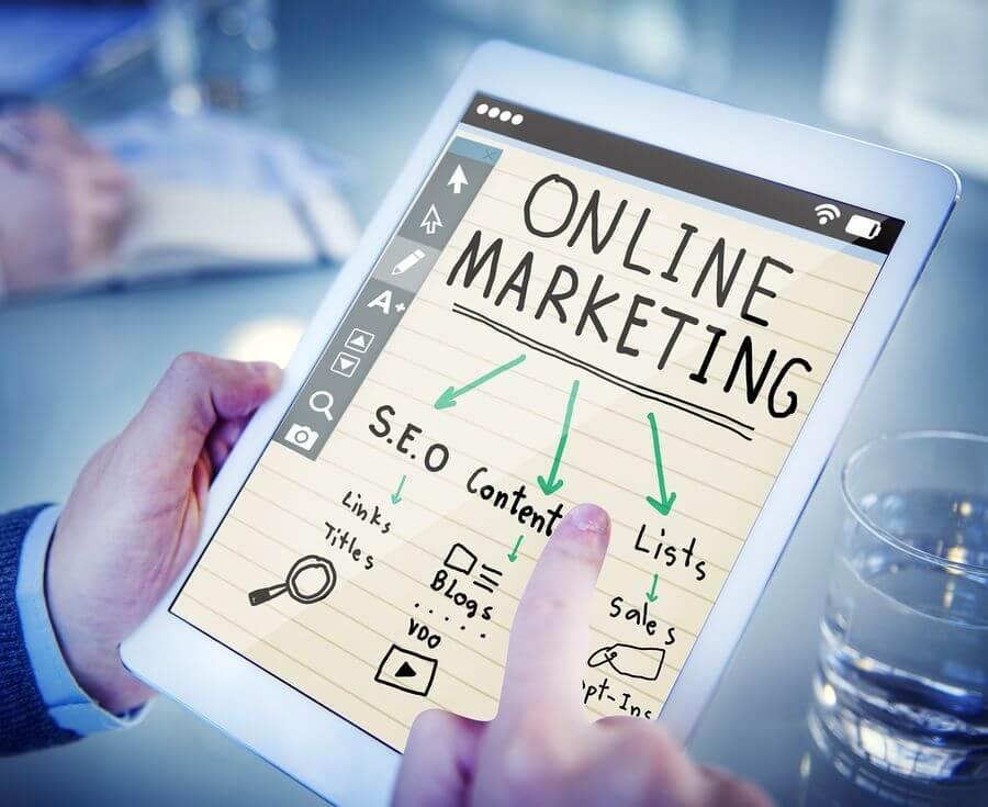 Curso de Marketing Digital gratis y online en 9 temas en formato de vídeo